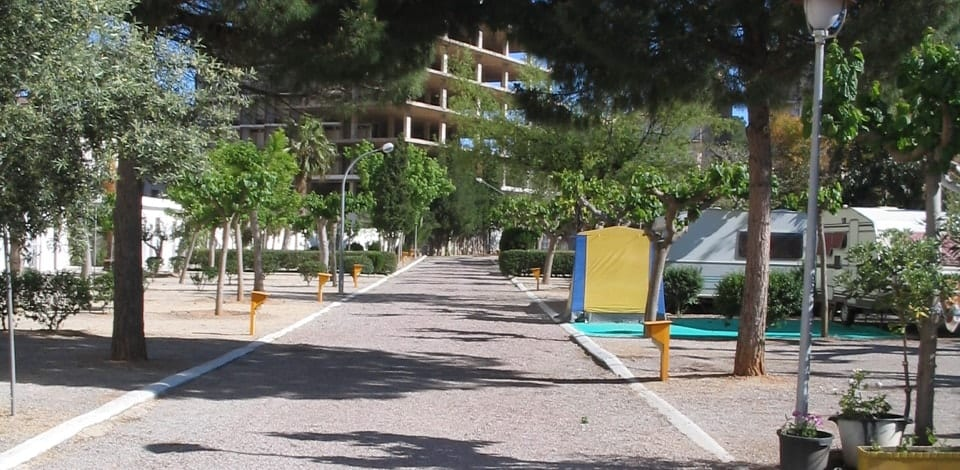 Oropesa Street Campingplatz