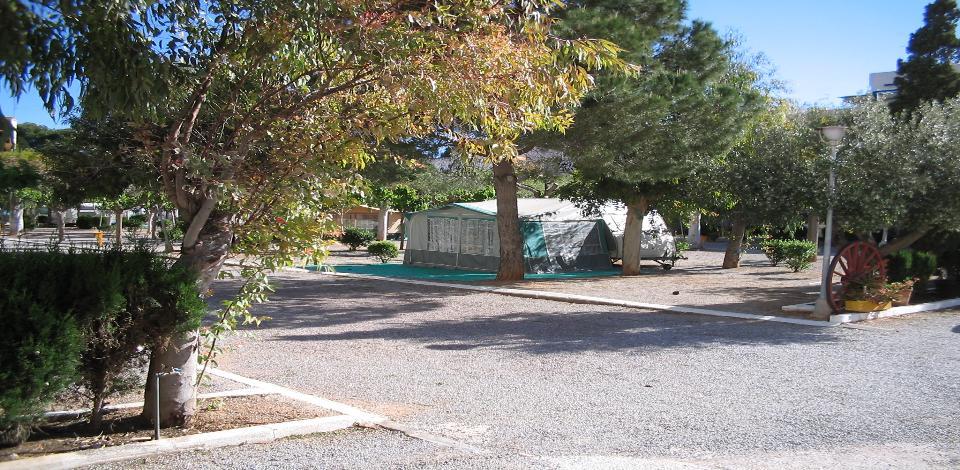 Camping Oropesa Caravana