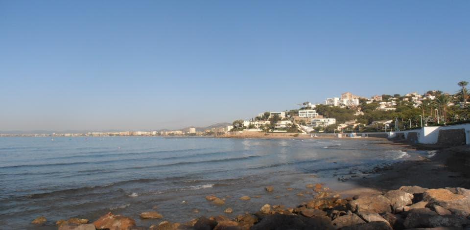 Playa Torre Bellver