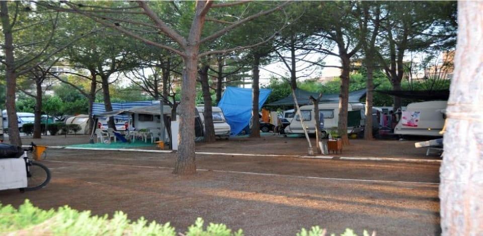 Camping Oropesa Sombra
