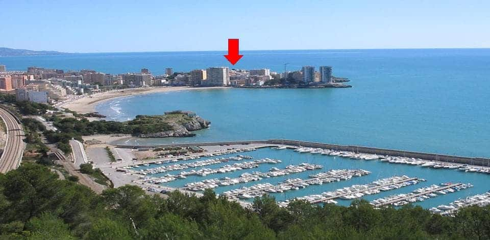 Camping Oropesa Location